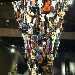 Photo taken at EMP Museum by Arnd P. on 3/21/2013