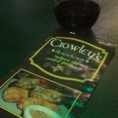 Photo taken at Crowley's Downtown by Mayra C. on 2/16/2013