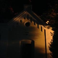 Photo taken at Kostel sv. Ondřeje by Roman R. on 12/24/2013
