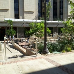 Photo taken at UCLA Court of Sciences Student Center by Marisol A. on 10/17/2012