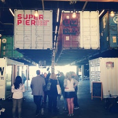 Photo taken at Pier 57 by maggie b. on 9/6/2013