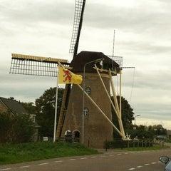 Photo taken at Molen van Goidschalxoord by Bert S. on 10/13/2012