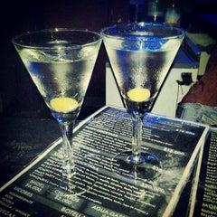 Photo taken at Enjoy Bar by Andy C. on 1/6/2013