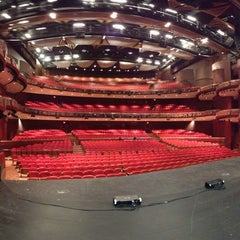 Photo taken at Cobb Energy Performing Arts Centre by Mike D3tro1t3 ميكائيل on 4/5/2013