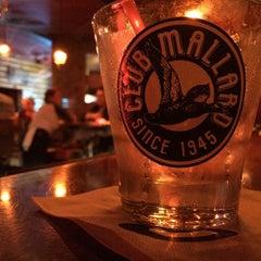 Photo taken at Club Mallard by Lauryn H. on 10/11/2013
