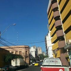 Photo taken at Diario Última Hora by Claudia B. on 7/15/2014