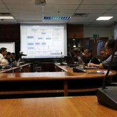 Photo taken at Pusat Komputer UTM (CICT) by Jaffar Sidek H. on 9/25/2014