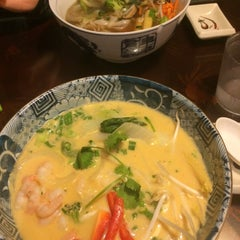 Photo taken at Tampopo by Christine on 1/6/2015
