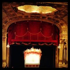 Photo taken at Boston Opera House by Dave V. on 12/22/2012