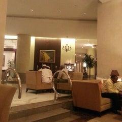 Photo taken at Al Salam Rotana Khartoum by Deddy F. on 4/16/2013