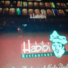 Photo taken at Habibi Restaurant by Bashir Ahmed Z. on 9/4/2014