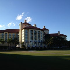 Photo taken at The Ritz-Carlton Golf Resort, Naples by Sam T. on 11/8/2012