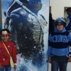 Photo taken at Cinemark Malvinas Argentinas by Cintia C. on 8/24/2014