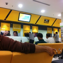 Photo taken at Maybank by Syahmi A. on 11/26/2012
