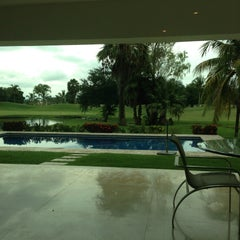 Photo taken at El Tigre Golf and Country Club by Ana Maria U. on 8/4/2015