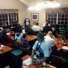 Photo taken at Golden Corral by Ruby S. on 10/19/2012