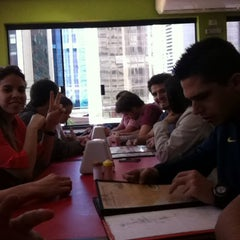 Photo taken at Tago's Restaurante e Lanchonete by Sandro B. on 9/6/2013