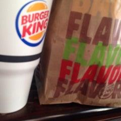 Photo taken at Burger King® by ICPROMOSHOP on 1/8/2015