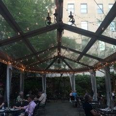 Photo taken at M Restaurant by Rachel on 5/12/2015
