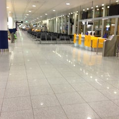 Photo taken at Terminal 2 by Markus H. on 9/28/2012