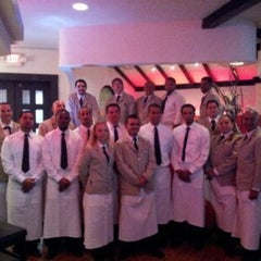 Photo taken at Strip: A Modern Steakhouse by Michelle C. on 4/12/2012