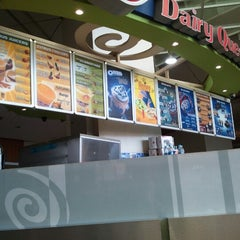 Photo taken at Dairy Queen by Roviandri M. on 8/18/2012