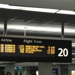 Photo taken at Orlando International Baggage Claim by Jon A. on 7/16/2012