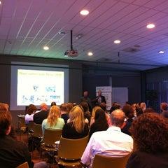 Photo taken at Kamer van Koophandel Midden-Nederland by Edgar N. on 5/14/2012