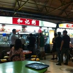 Photo taken at Ho Kee Porridge 和记粥 by cola h. on 5/3/2012