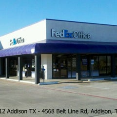 Photo taken at FedEx Office Print & Ship Center by Thomas L. on 2/22/2012