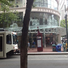 Photo taken at Pioneer Place by Lin H. on 6/23/2012