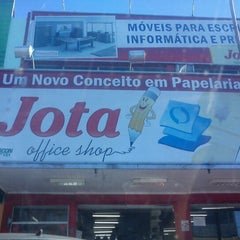 Photo taken at Jota Office Shop by Marcia L. on 6/12/2012