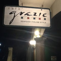 Photo taken at Café Grazie by Karen B. on 5/29/2012