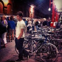 Photo taken at Platform 1 by sinister p. on 9/9/2012