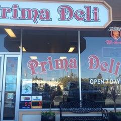 Photo taken at Prima Deli by dmackdaddy on 4/14/2012