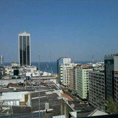 Photo taken at Merlin Copacabana Hotel by Natalia M. on 9/9/2012