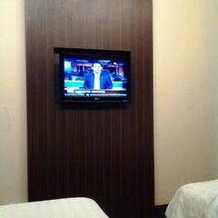 Photo taken at favehotel MEX Surabaya by Yuhana S. on 2/3/2012