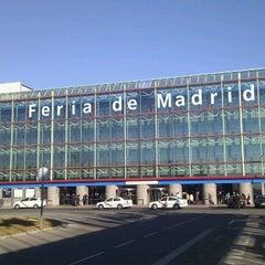 Photo taken at IFEMA (Feria de Madrid) by Joaquín D. on 2/15/2012