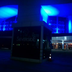 Photo taken at Silverside Otel by Deniz Y. on 8/1/2012