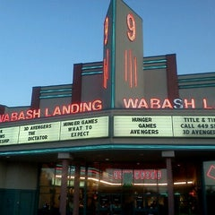 Photo taken at Goodrich Wabash Landing 9 by Kelly G W. on 5/23/2012