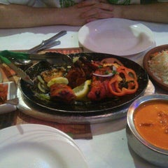Photo taken at Bombay Masala by Munira A. on 3/24/2012