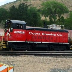 Photo taken at Coors Brewing Company by Zach S. on 6/26/2012
