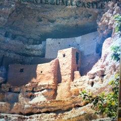 Photo taken at Montezuma Castle National Monument by MoniQue on 6/10/2012