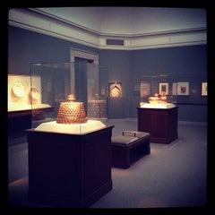 Photo taken at Freer Gallery of Art by Meghan R. on 3/14/2012