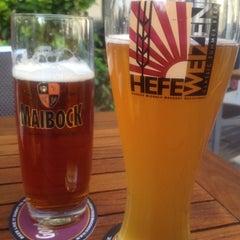 Photo taken at Gordon Biersch Brewery Restaurant by Matti C. on 4/13/2012