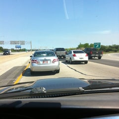 Photo taken at Toll Plaza 17 by Chris H. on 6/7/2012