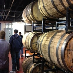 Photo taken at Boulevard Brewing Co by Michael 😬 L. on 3/11/2012