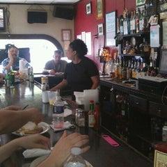 Photo taken at Buffa's Lounge by Larry L. on 4/28/2012