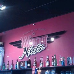 Photo taken at Wing Nutz by Tonya N Trey M. on 7/28/2012
