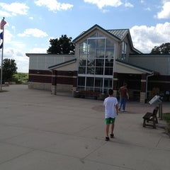 Photo taken at Rest Stop by Noah M. on 6/1/2012